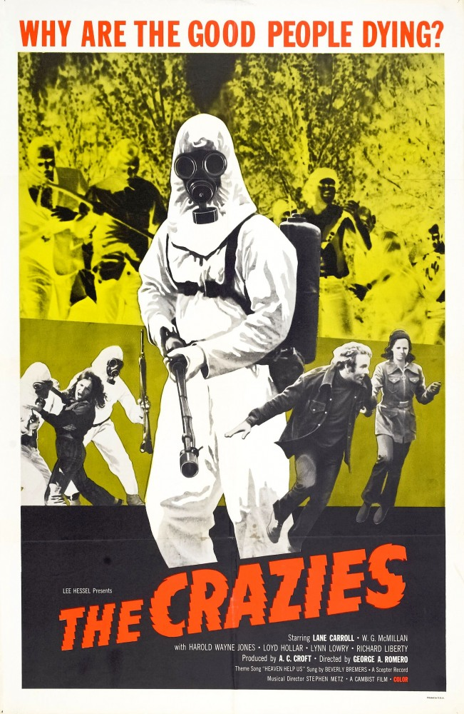Безумцы / Психи / The Crazies (1973)
